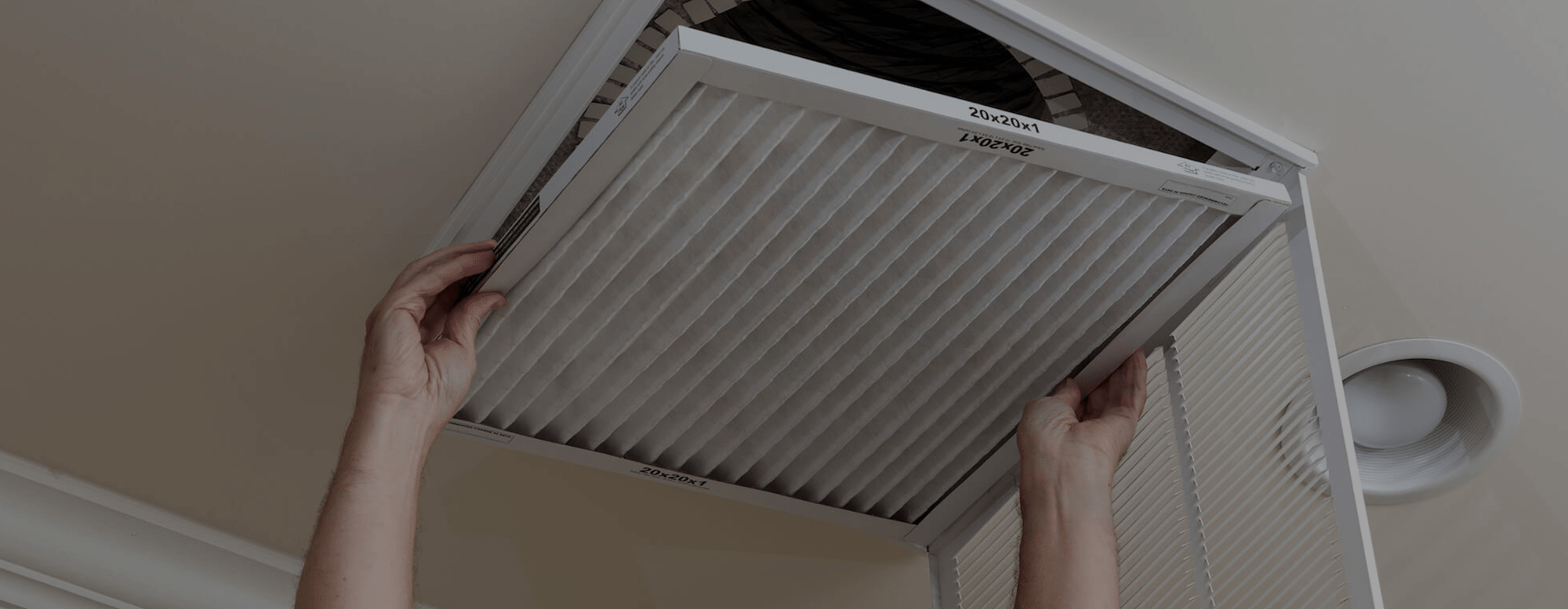 Changing Filters | Stiles Heating & Cooling
